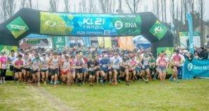 Ríos y Flores se consagraron ganadores del Salomon K21 de Tandil