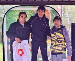 Alvez y Cervera ganaron en Tus 15k – Corriendo entre los árboles
