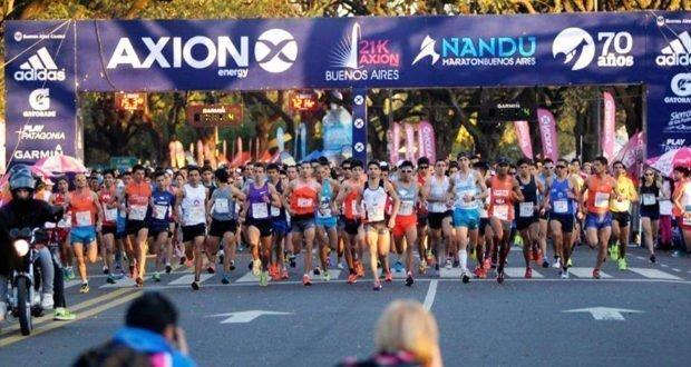 Información general 21K y 42K de Buenos Aires 2017